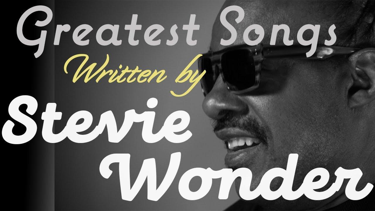 10 best songs written by stevie wonder youtube