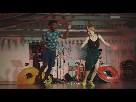 Mother City Hop 2018 - Teacher Showcase: Mikaela Hellsten & Paulo Pereira