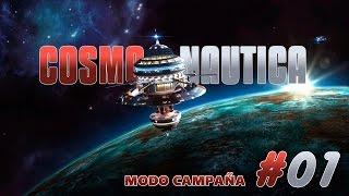 Cosmonautica | #01 Campaña | Español