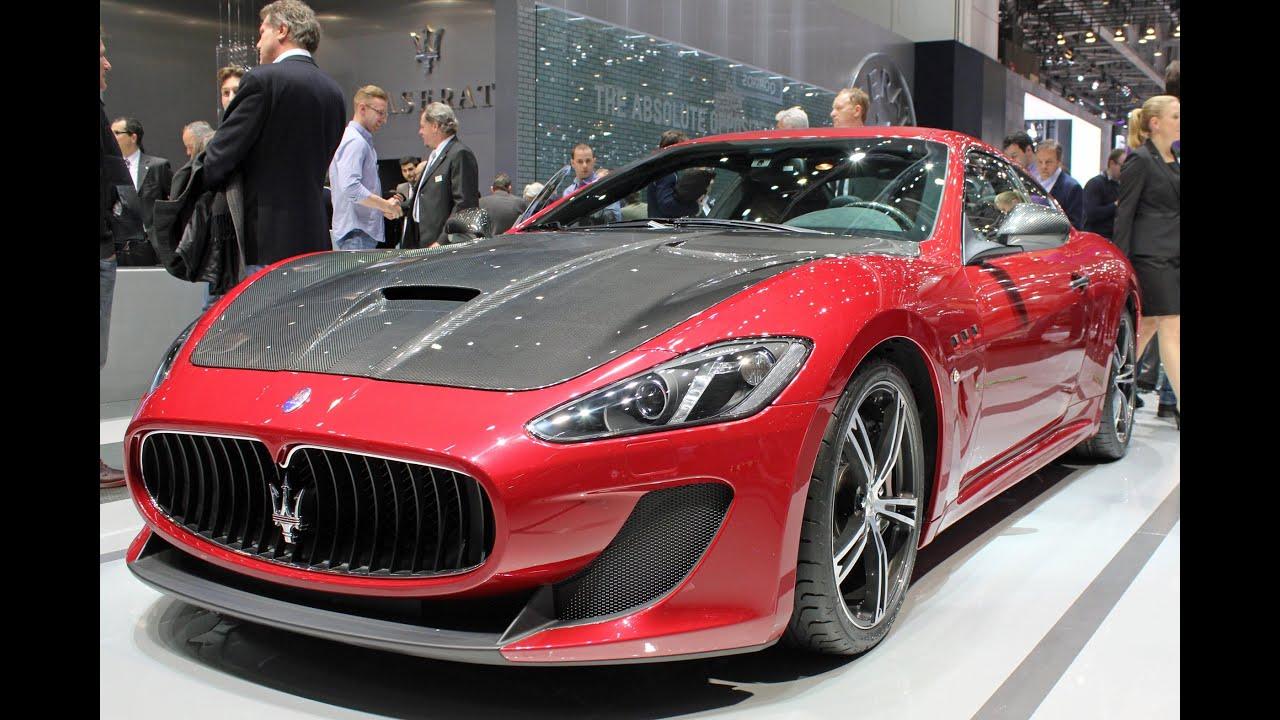 Autosalon Genf 2014 Neuheiten Und Highlights Auf Dem Genfer