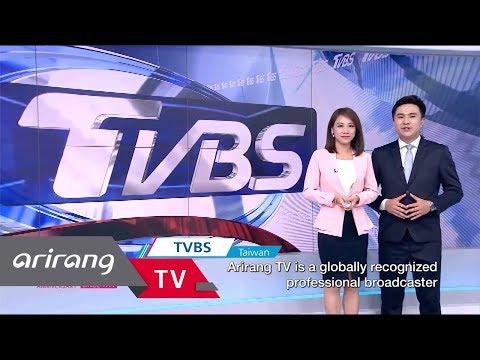 [Arirang TV] 20 Anniversary Worldwide Broadcasting Congratulatory Message _  Taiwan TVBS