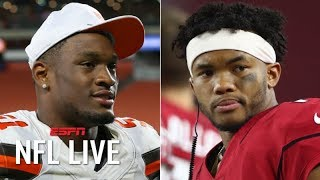 Kyler Murray and other rookies who have stood out in training camp   NFL Live