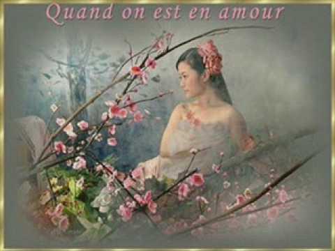 Patrick Normand - Quand on est en amour * Lyrics