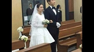 Kim Tae Hee & Bi Rain the wedding at August.