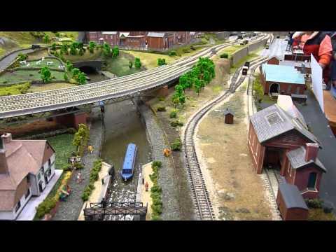 Erith Model Railway Exhibition 2016