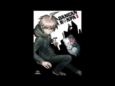 Dangan Ronpa The Animation Opening Full - Never Say Never