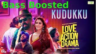 Kudukku Pottiya Kuppayam Bass Boosted Version Love Action Drama - MP3 320KBPS