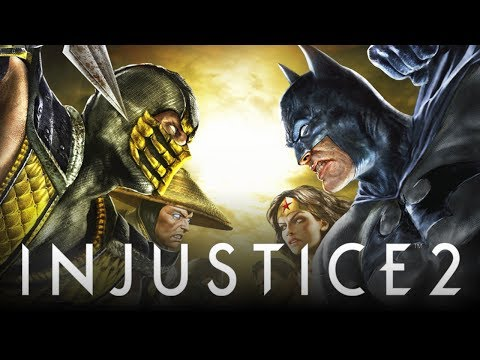 "Injustice 2: ALL ""Mortal Kombat vs DC Universe"" Easter Eggs & References! (Injustice 2: Easter Eggs)"