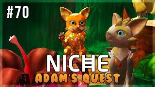 Healers of the Future!   Niche Let's Play • Adam's Quest - Episode 70