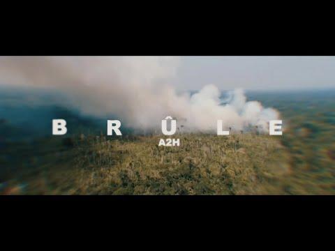 Youtube: A2H – Brûle (audio officiel) (Réédition album«L'AMOUR»)