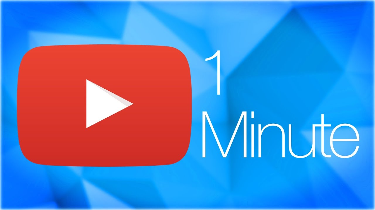 How To Increase Subscribers In 1 Minute Youtube