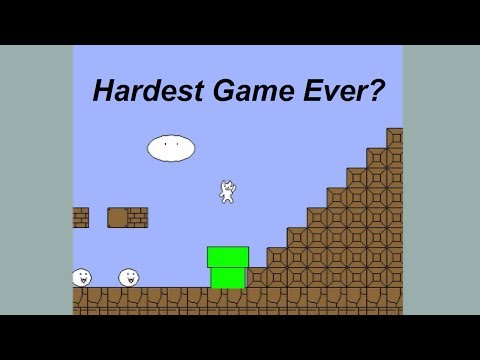 Hardest Platform Game Ever Made?
