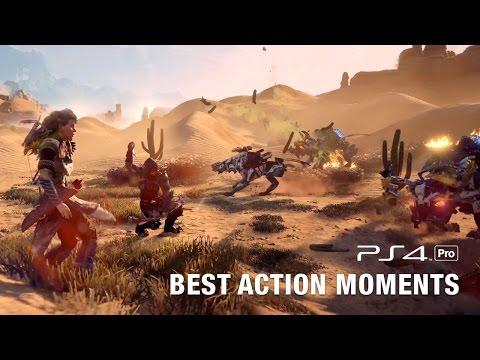 Horizon Zero Dawn: Ultimate Combat / Best Moments