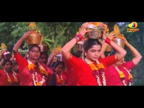 Sri Raja Rajeswari Movie Songs - Guvvala Jantaga Song - Ramya Krishna,Brahmanandam