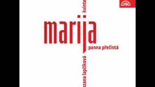Zuzana Lapcikova kvintet - 25 Marija panna precista - Syn Bozi se nam narodil