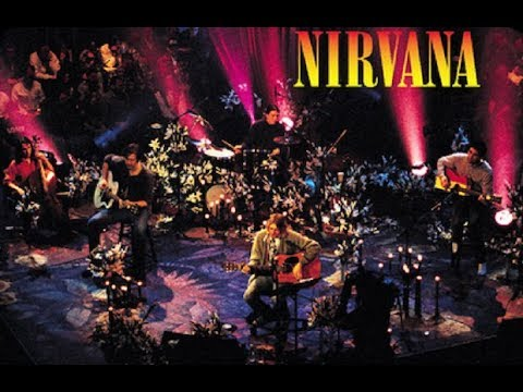 Nirvana - MTV Unplugged 1993 (Full Concert)