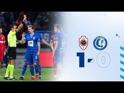 Antwerp Gent Goals And Highlights