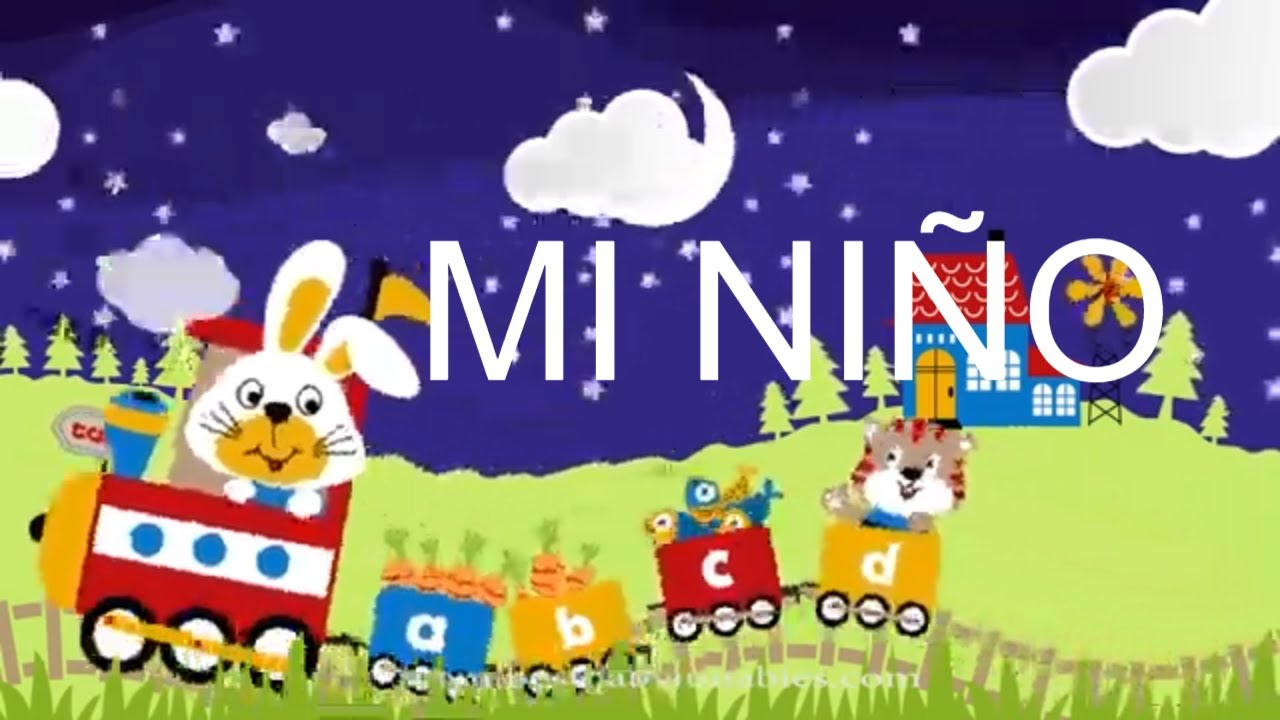 MI NIÑO Canciones de Cuna Música Para Dormir Bebês Música ...