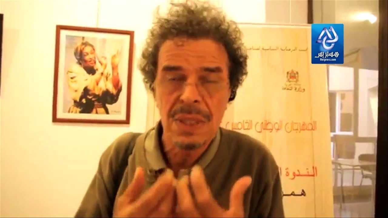Hespress.com: Abdelhak Zerouali & le festival national du théâtre