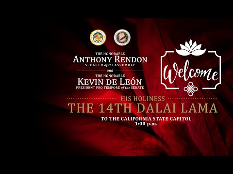 A Special Address from His Holiness the 14th Dalai Lama