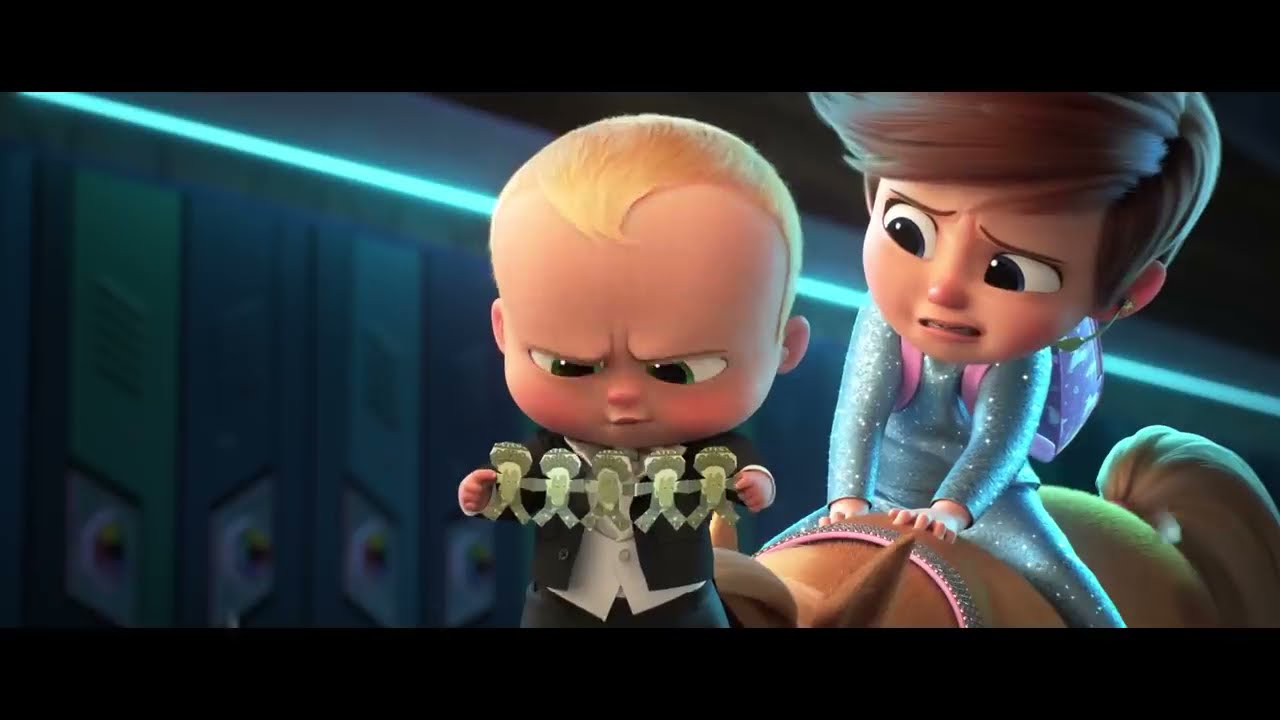 Download O PODEROSO CHEFINHO 2: Negócios da Família 2021 Dublado Trailer  Animação