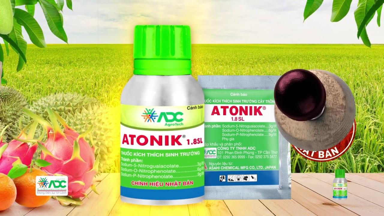 ADC| ATONIK 1.8SL - HOÀN TOÀN MỚI