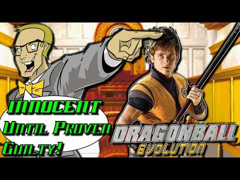 Dragonball Evolution (Movie Review) - INNOCENT Until Proven Guilty!