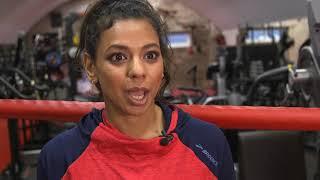British champion boxer Ruqsana Begum on having to hide her dream from family | ITV News