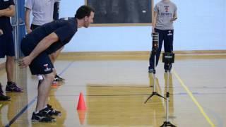 2013-14 University Of Toronto Varsity Blues Volleyball Training Camp