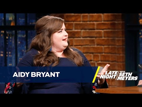 Thumbnail: Aidy Bryant Passed Out in Her Apartment Hallway After an SNL Party
