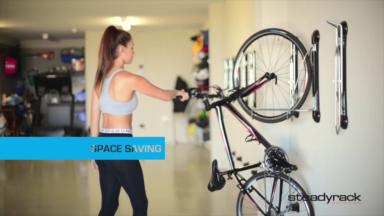 steadyrack the ultimate bicycle storage solution