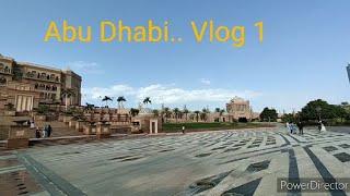 #Travel #Vlog #AbuDhabi by #GR8OhVids