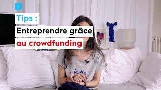 Entreprendre grâce au crowdfunding ? - KissKissBankBank