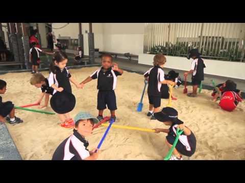 Early Years Program - Stamford American International School Singapore