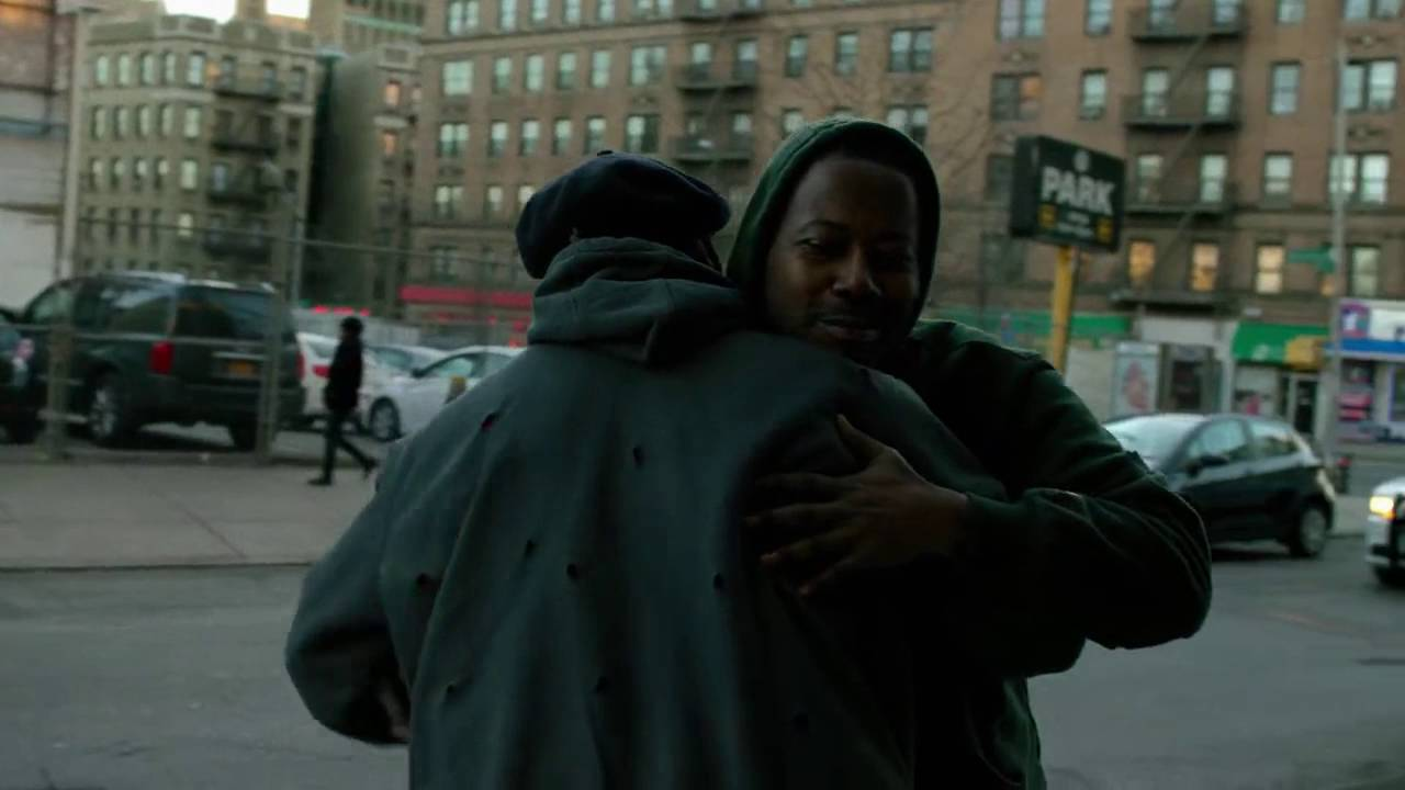 Luke Cage, Method Man-Bulletproof love