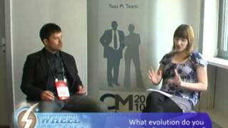 GDC Europe - Interview with Konstantin Popov (2010)