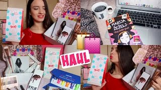 Haul (ColourPop, Feel Unique, Kylie Cosmetics...)+GIVEAWAY