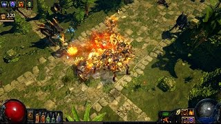 EXCLUSIVE - Kill Them With Fire! - Path of Exile Build of the Week Video