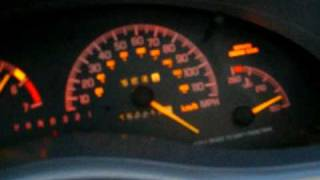 1999 gtp 85 to 150 top speed