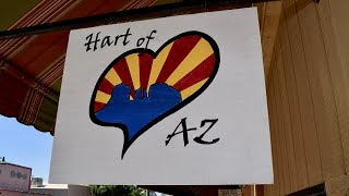 Holiday Tribute Hart of AZ Art Gallery