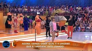Repeat youtube video Legendários Prova da Lingerie 06-04-2013 (REDE RECORD)