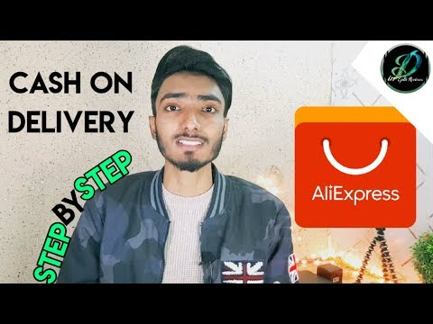 AliExpress Cash On Delivery With EasyBuy - Solutions | Complete Guide