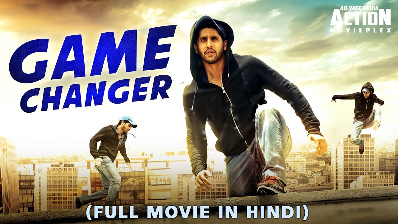 GAME CHANGER (2019) New Released Full Hindi Dubbed Movie | New Movies 2019 | South Movie 2019