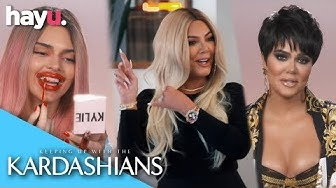 Kardashians Hilariously Impersonate Each Other | Season 17 | Keeping Up With The Kardashians