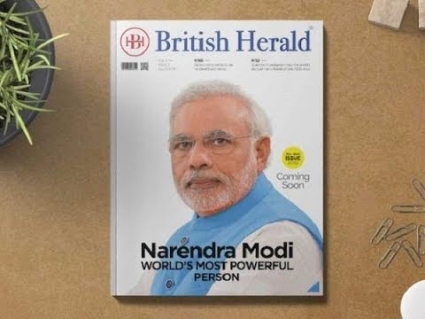 Media celebrated PM Modi winning 'British Herald' readers' poll, but what is 'British Herald'?