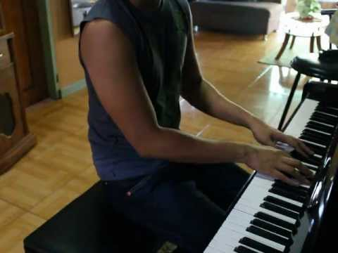 Match Made in Heaven by Mohombi piano cover by Tom Udasco