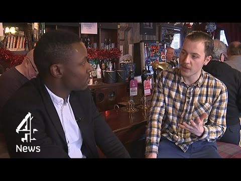 Black Friday - A Christmas Drink Too Far? | Channel 4 News