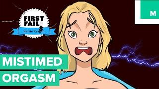 Carrie Keagan's First Orgasm Didn't Go So Well | First Fails