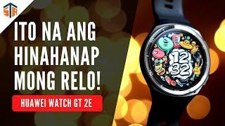 Huawei Watch GT 2e - Ang Hari na mga Smartwatch...sa ngayon!