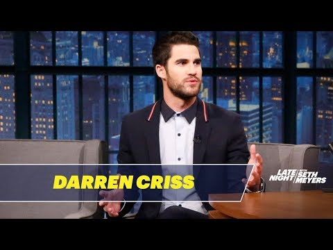 Darren Criss Talks The Assassination of Gianni Versace